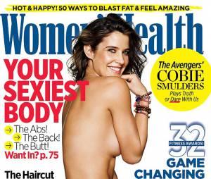 Cobie Smulders topless pour le magazine Women's Health