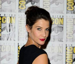 Cobie Smulders sexy au Comic Con 2015