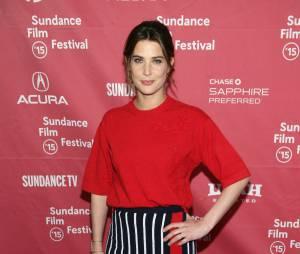 Cobie Smulders lors du Festival Sundance 2015