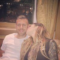 Emilie Nef Naf et Jérémy Ménez : photos de couple et déclaration d'amour sur Instagram