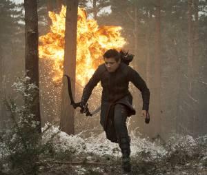Avengers 2 : Jeremy Renner sur une photo du film