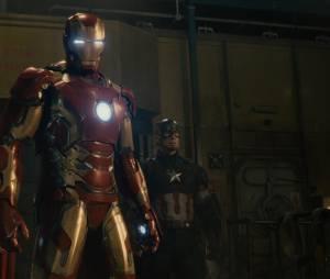 Avengers 2 : Iron Mansur une photo du film