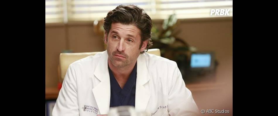 Grey's Anatomy : Derek (Patrick Dempsey) est mort dans la saison 11