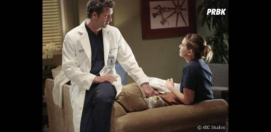 Grey's Anatomy saison 11 : fin du couple Derek et Meredith