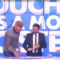Cyril Hanouna : départ surprise en direct de TPMP, Denis Brogniart le remplace