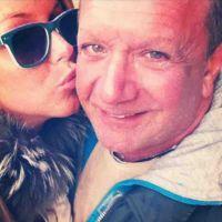Aurélie Van Daelen : son tatouage à son père décédé dévoilé sur Instagram