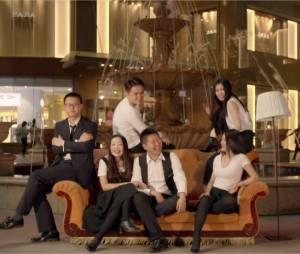 Friends : en Chine, un groupe d'amis vit comme dans la série !