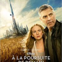 A la poursuite de demain : George Clooney et Britt Robertson dans une bande-annonce épique