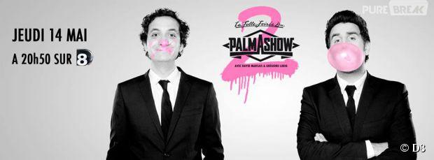 Palmashow : Une Folle soirée 2 diffusée sur D8 le jeudi 14 mai 2015