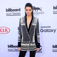 Balmain x H&M : Kendall Jenner dévoile les premières pièces de la collection aux Billboard 2015
