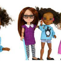 """Des poupées """"handicapées"""" et différentes pour sensibiliser les enfants à la diversité"""