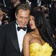 Ayem Nour et Vincent Miclet : couple amoureux et complice sur le tapis rouge de Cannes 2015