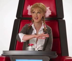 Christina Aguilera en Britney Spears dans une vidéo promo de la saison 8 de The Voice US