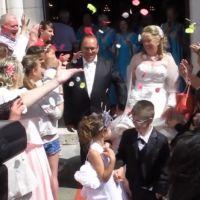 Thierry (L'amour est dans le pré 2014) et Véronique se sont mariés... sans Karine Le Marchand