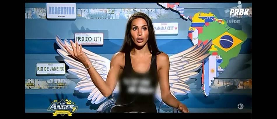 Somayeh aurait été victime d'insultes pendant le tournage du prime des Anges 7, le 27 mai 2015