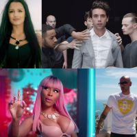 Mika, Sinik, Florina Perez, Fakear, Nicki Minaj : les meilleurs clips de la semaine