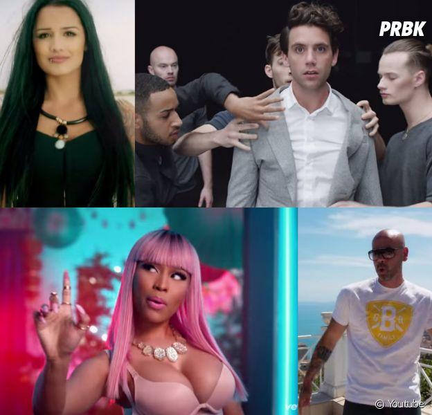 MIKA, Nicki Minaj, Fakear, Florina Perez et Sinik dans les meilleurs clips de la semaine, mai 2015