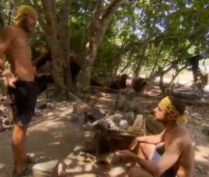 Koh Lanta 2015 : Christophe et Nessim, le clash