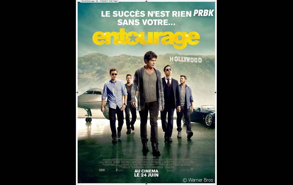 Entourage, le film sort le 24 juin au cinéma