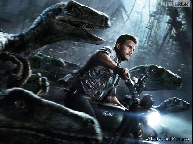 Jurassic World est à découvrir au cinéma à partir du 10 juin 2015