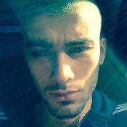 Zayn Malik : après les cheveux verts, les cheveux... blancs
