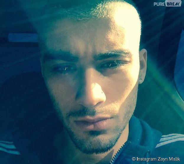 Zayn Malik : des cheveux blancs pour l'ex One Direction