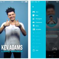 Kev Adams débarque dans vos smartphones avec sa propre application