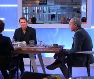Jérémy Michalak VS Laurent Baffie : gros clash dans l'émission C à vous sur France 5 en 2014