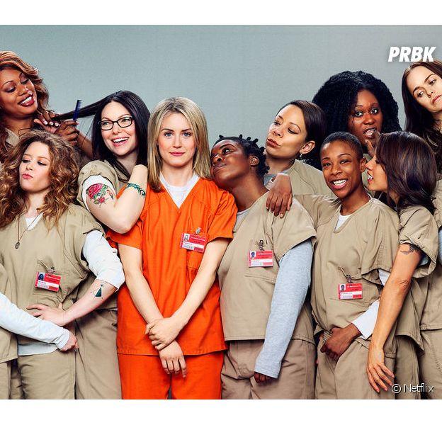 Orange is the new black saison 3 : la créatrice contre le binge watching