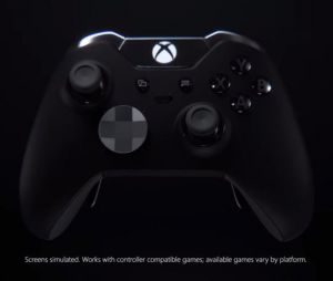 Xbox One : le trailer de la manette Elite