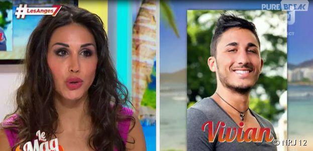"Vivian ""lourd"" selon Somayeh (Les Anges 7)"