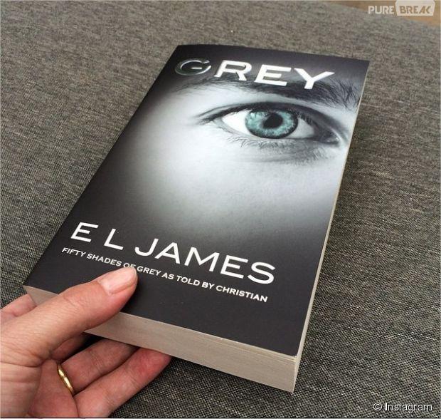 Fifty Shades of Grey : Grey, le tome 4 des livres d'EL James, choque les fans