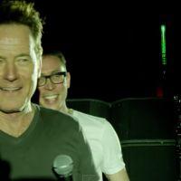 Breaking Bad : Bryan Cranston fait revivre Walter White en plein concert