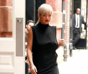 Rita Ora à New York le 23 juin 2015