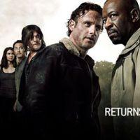 The Walking Dead saison 6 : les clans s'affrontent sur la première photo