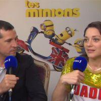 """Marion Cotillard et Guillaume Canet, leur premier baiser : """"On a eu des crises de fou rire"""""""