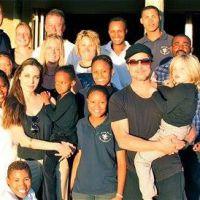 Angelina Jolie : trois nouveaux bébés... la famille s'agrandit !