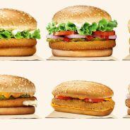 Burger King : bientôt des burgers végétariens en France ?