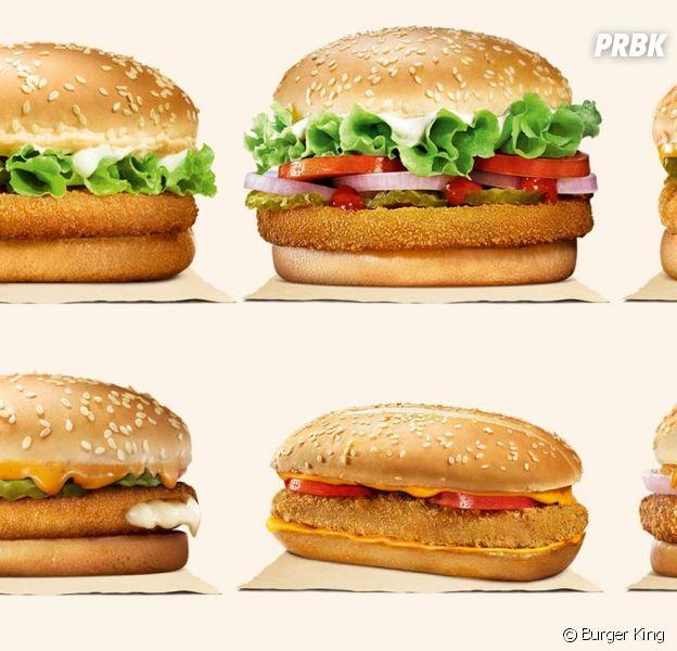 Burger King : la chaîne envisagerait de proposer des burgers végétariens en Europe