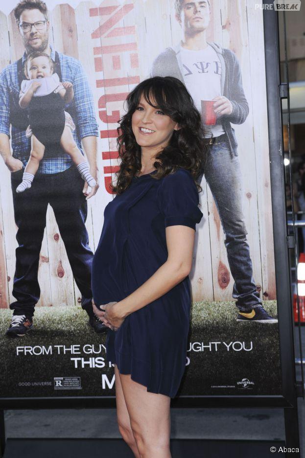 Bones saison 10 : Carla Gallo se confie sur son accouchement à cause d'une scène de la série