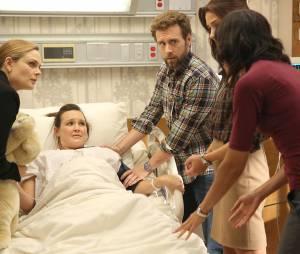 Bones saison 10 : l'accouchement de Daisy dans l'épisode 8
