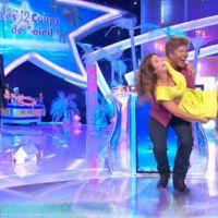 Laetitia Milot : danse sexy et à deux doigts de l'accident de robe sur TF1