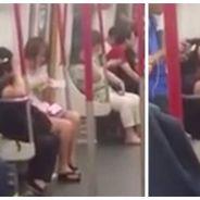 WTF : à court de batterie pour son téléphone, cette femme craque complètement !