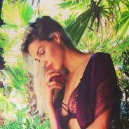 Camille Lou sexy en lingerie : la chanteuse fait monter la température sur Instagram