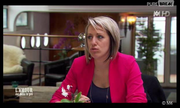 Claire (L'amour est dans le pré 2015) face aux critiques des internautes