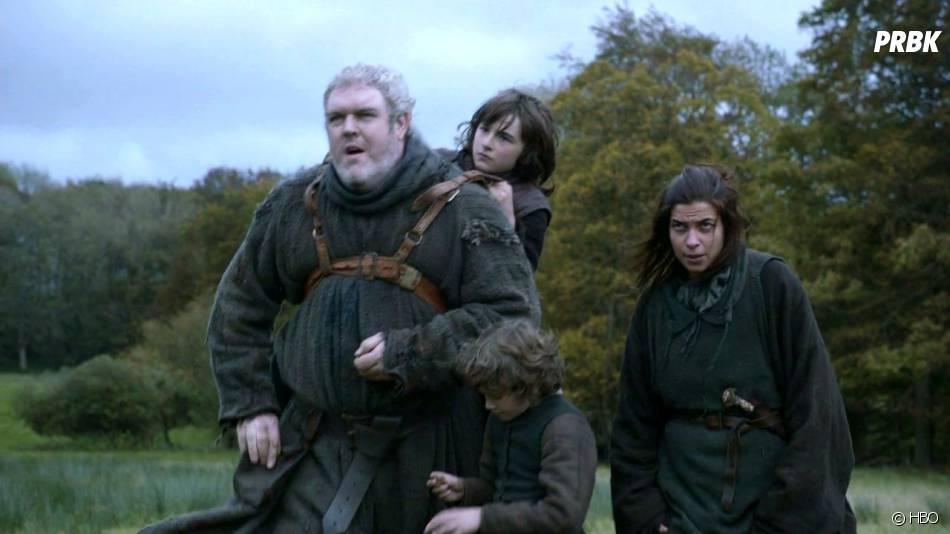 Game of Thrones saison 6 :Bran et Hodor enfin de retour
