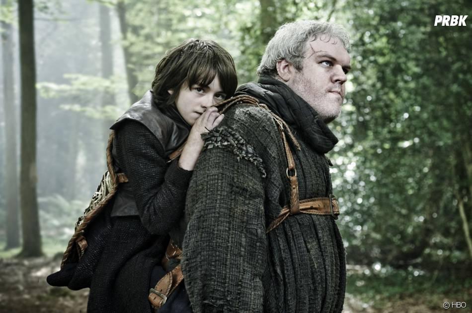 Game of Thrones saison 6 :Bran et Hodor de retour