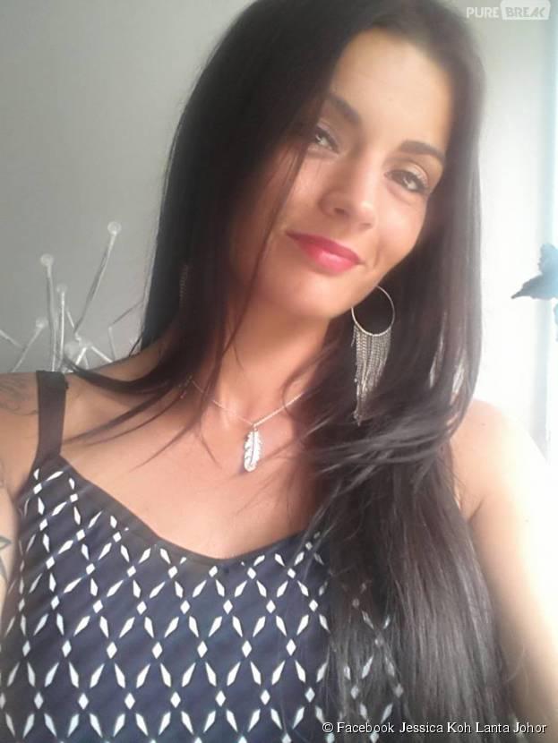 Jessica (Koh Lanta 2015) maquillée et sexy sur Facebook