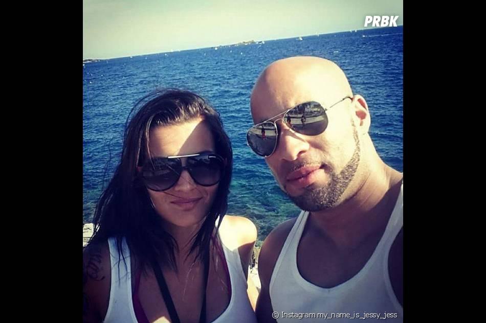 Jessica (Koh Lanta 2015) et son petit-ami Jonathan sur Instagram