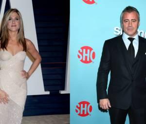 Jennifer Aniston : liaison avec son ex collègue de Friends Matt LeBlanc pendant son mariage avec Brad pitt ?